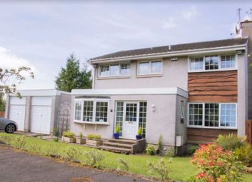 Thumbnail 4 bed detached house for sale in Primrose Place, Strathaven
