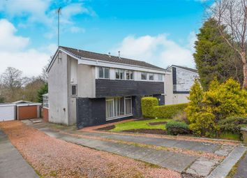 Thumbnail 3 bed semi-detached house for sale in Glenmalloch Place, Elderslie, Johnstone