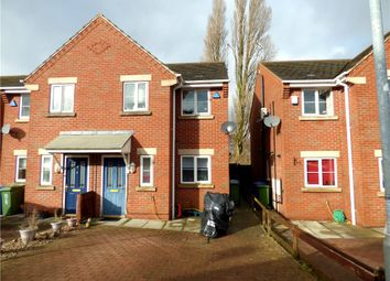 Thumbnail 3 bed semi-detached house for sale in Barn Croft, Mansfield, Nottinghamshire