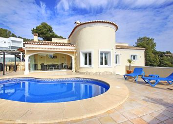 Thumbnail 5 bed villa for sale in Benissa, Alicante, Spain