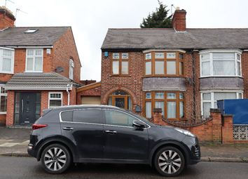 Thumbnail 3 bed semi-detached house to rent in Sudeley Avenue, Leicester