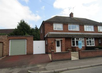 Thumbnail 3 bed semi-detached house for sale in Lime Grove, Blaby, Leicester