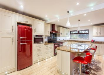 Thumbnail 6 bedroom detached house for sale in Hollyguest Road, Hanham, Bristol