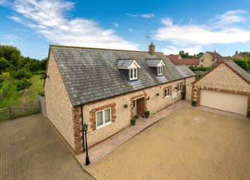 Thumbnail 4 bed detached house for sale in Charlies Yard, Main Road, Dyke, Bourne