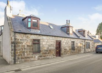 Thumbnail 4 bed detached house for sale in Nelson Street, Huntly