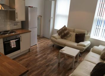 Thumbnail 1 bed flat to rent in Hampden Street, Walton, Liverpool