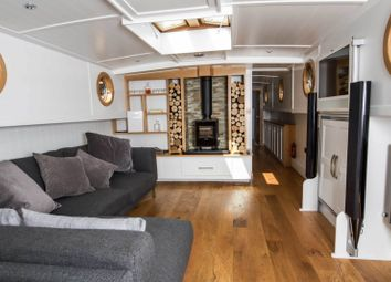 Thumbnail 2 bed houseboat for sale in St. Katharine Docks, London