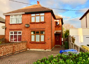 Thumbnail 3 bed semi-detached house to rent in Stradbroke Road, Lowestoft