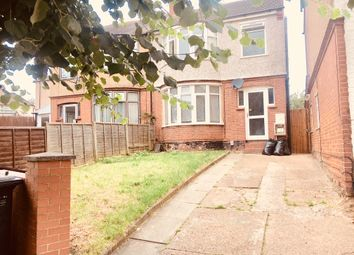 Thumbnail 6 bedroom semi-detached house to rent in Hillborough Road, Luton