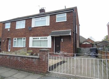 Thumbnail 3 bed semi-detached house for sale in Brierley Close, Denton, Manchester