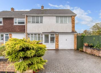 3 bed end terrace house for sale in Wirehill Drive, Lodge Park, Redditch B98