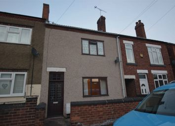 Thumbnail 1 bed flat to rent in Bank Street, Somercotes, Alfreton, Derbyshire