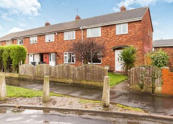 Thumbnail 3 bed terraced house for sale in Warrenne Close, Dunscroft, Doncaster