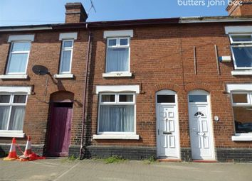 Thumbnail 2 bed terraced house for sale in Bedford Street, Crewe