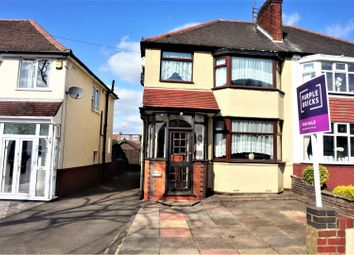 3 bed semi-detached house for sale in Hydes Road, West Bromwich B71