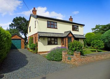 Thumbnail 4 bed cottage for sale in Waterloo Road, Haslington, Crewe