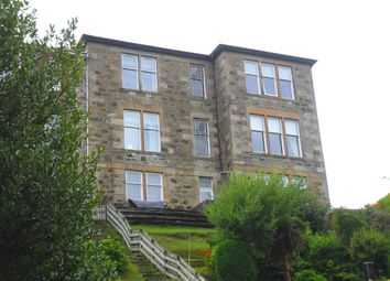 Thumbnail 1 bed flat for sale in Garden Flat, Academy Apartments, Academy Road, Rothesay, Isle Of Bute