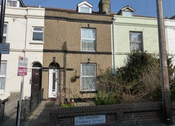 Thumbnail 5 bed town house for sale in Beach Road, Southsea, Hampshire