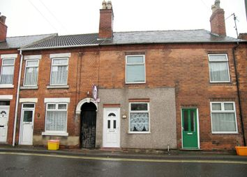Thumbnail 2 bed terraced house to rent in Loscoe Road, Heanor
