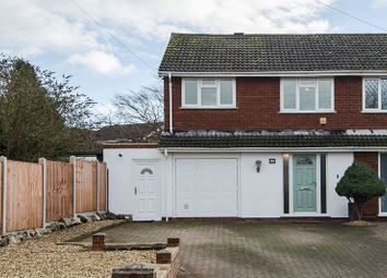 Thumbnail 3 bed semi-detached house for sale in Stafford Road, Huntington, Cannock