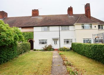 Thumbnail 3 bed terraced house for sale in Hartsholme Drive, Lincoln