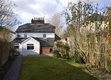 Thumbnail 2 bedroom semi-detached house for sale in Ware Road, Widford, Ware