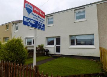 Thumbnail 2 bedroom terraced house for sale in Carbarns West, Wishaw