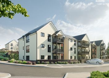 Thumbnail 2 bed flat for sale in Apartment 32 Brook House, Debden Grange, Saffron Walden, Essex