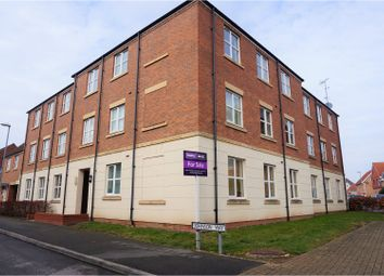 Thumbnail 2 bed flat for sale in Johnson Way, Chilwell