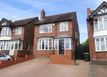Thumbnail 3 bedroom detached house for sale in Haden Park Road, Cradley Heath