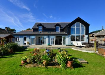 Thumbnail 4 bed detached house for sale in Capel Street, Capel-Le-Ferne, Folkestone