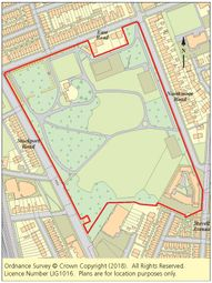 Thumbnail Land for sale in Land Crowcroft Park, Stovell Avenue, Longsight, Manchester
