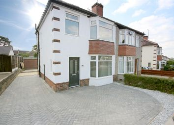 Thumbnail 3 bedroom semi-detached house for sale in Glen View Road, Sheffield