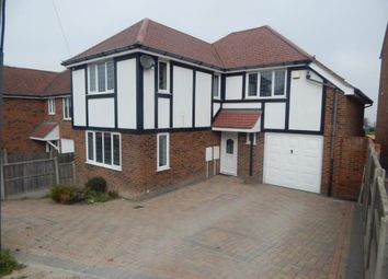 Thumbnail 4 bed detached house for sale in Southsea Avenue, Minster On Sea, Sheerness
