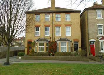 Thumbnail 1 bed flat for sale in 8-10 Albany Road, Sittingbourne