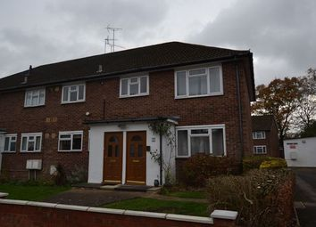 Thumbnail 2 bed flat to rent in Victoria Road, Fleet