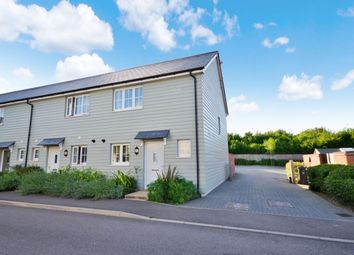 Thumbnail 2 bed semi-detached house for sale in Farmer Close, Little Canfield, Dunmow