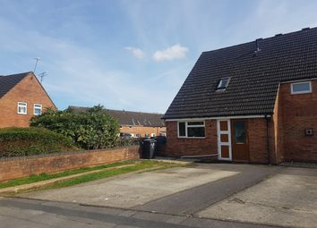 Thumbnail 3 bed end terrace house for sale in Bloomsbury Close, Freshbrook, Swindon