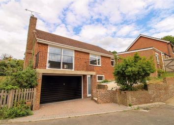 Thumbnail 3 bed detached house for sale in Bower Close, St. Leonards-On-Sea, East Sussex