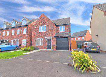 4 bed detached house for sale in Lulworth Road, Boulton Moor, Derby DE24