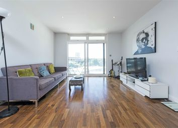 Thumbnail 2 bedroom flat to rent in Sesame Apartments, Holman Road, Battersea, London
