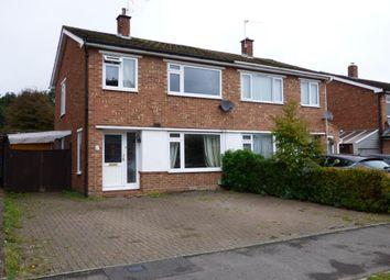 Thumbnail 3 bed semi-detached house for sale in Shepherds Walk, Farnborough