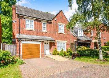 Thumbnail 4 bedroom detached house for sale in Azalea Close, London Colney, St. Albans