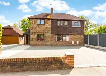 Thumbnail 4 bed detached house for sale in Comptons Lane, Horsham, West Sussex