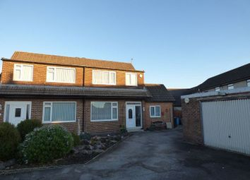 Thumbnail 3 bed semi-detached house for sale in Broughton Grove, Morecambe