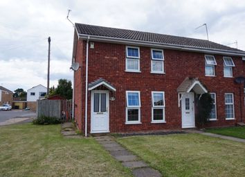 Thumbnail 3 bedroom terraced house to rent in Debnam Close, Belton, Great Yarmouth