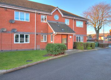 Thumbnail 2 bed flat for sale in Trafalgar Close, Syston, Leicester