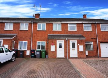 Thumbnail 2 bed terraced house for sale in Cae Glas, Wrexham