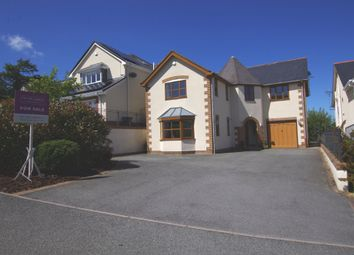 Thumbnail 4 bed detached house for sale in Maes Yr Haf, Betws Yn Rhos