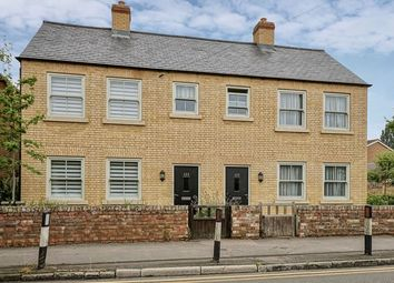 Thumbnail 3 bed semi-detached house for sale in Great North Road, Eaton Socon, St. Neots